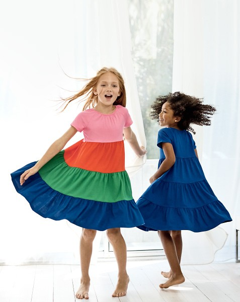 twirl power in a whole flock of new colors shop dresses