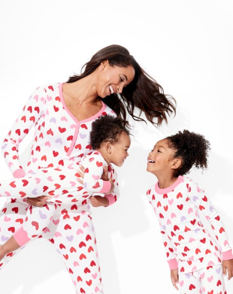 family valentine new #hannajams are here! shop family