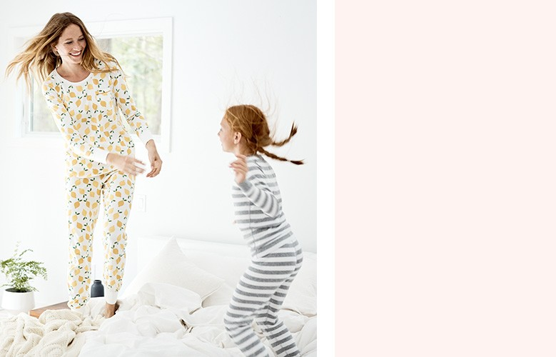 shop our double dreamy pajamas for women