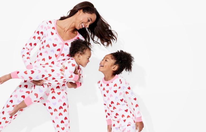 Shop new Spring Family pajamas