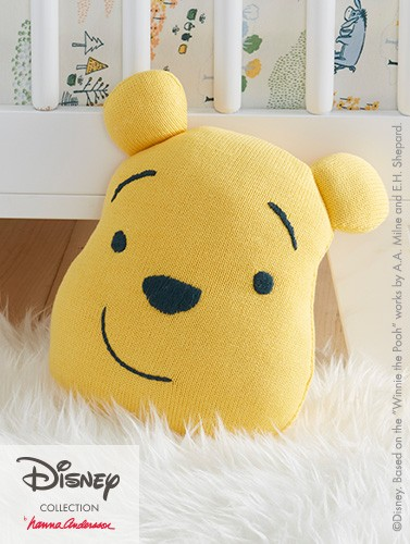 Winnie the Pooh pillows. Cuddle up for storytime. Shop now