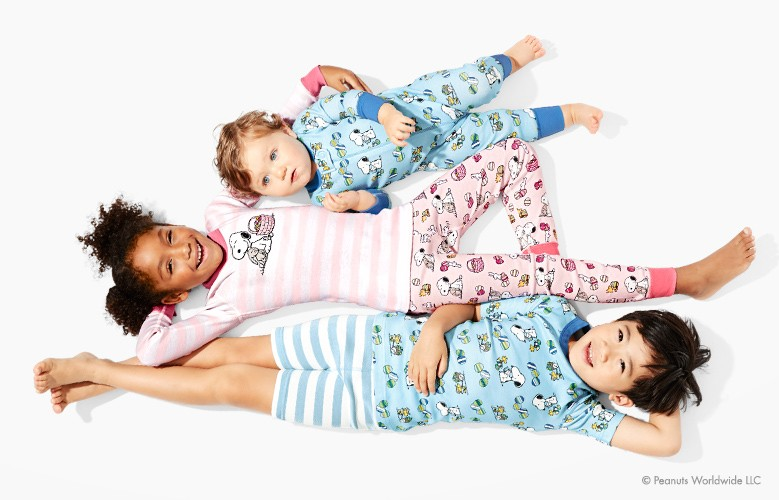 Peanuts PJ's soft new pj's for everybunny. Shop now!