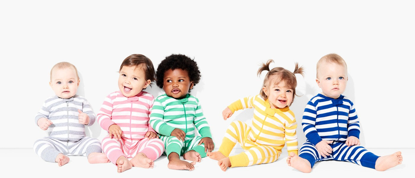 Shop organic cotton baby sleepers & Bogo pricings