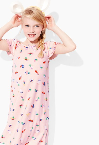 shop nightgowns for girls