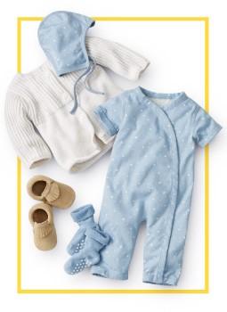 Shop Baby ORGANIC PIMA meet the softest cotton ever