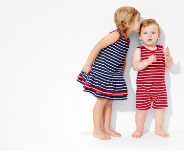 Shop Baby Red white and you.