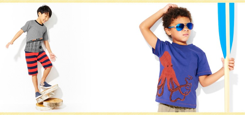 Shop Boys. Look what's new! new arrivals for girls.