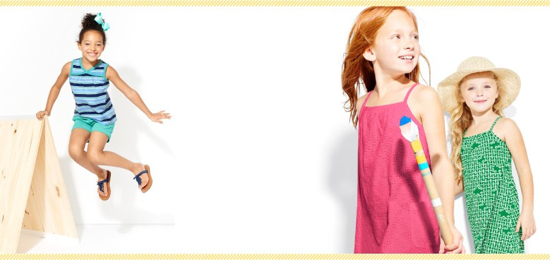 Shop Girls. Look what's new! new arrivals for girls.
