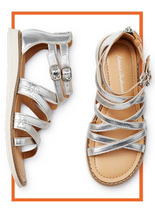 Sandals by Hanna; Super comfy by design; Shop Sandals