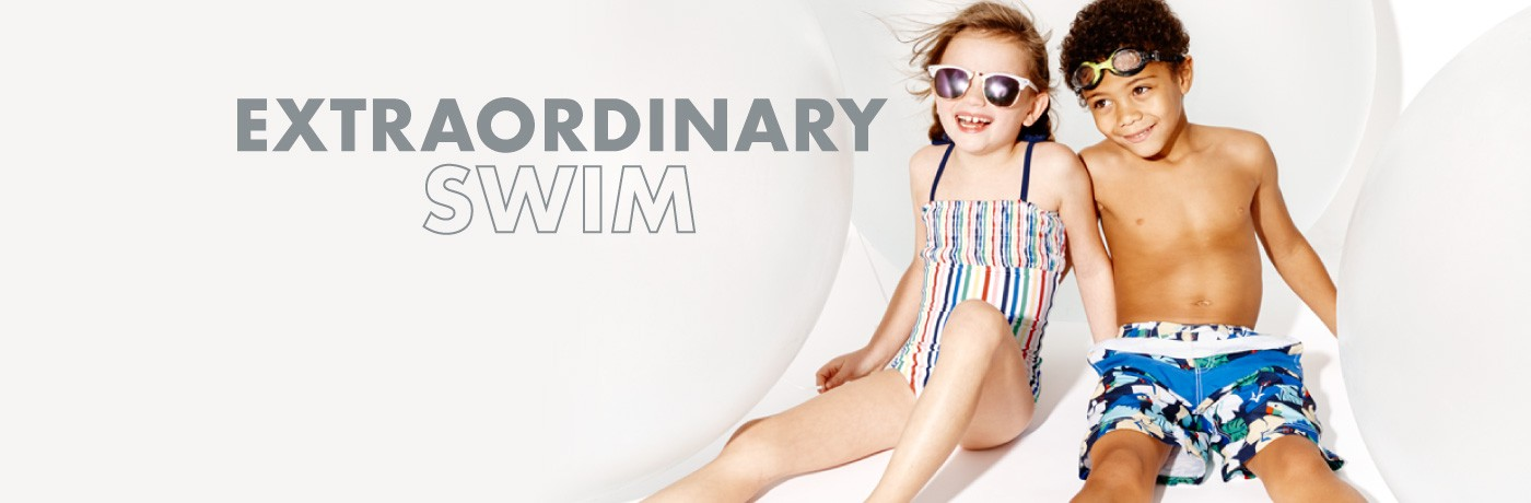 Extraordinary Swim; Girls; Boys; Baby