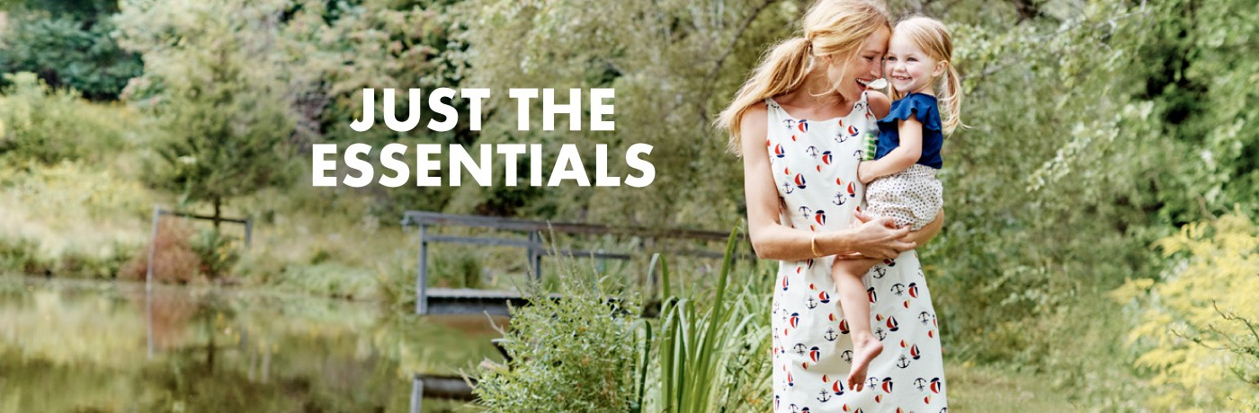 Just The Essentials; Shop Women's