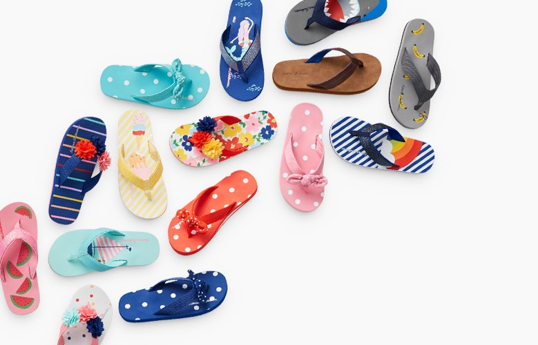 Flippity Flop. New flip flops: comfier than ever and ready to kick up fun! Shop them all.