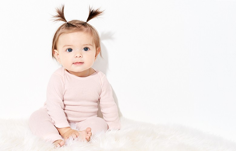 shop our organic pima layette collection