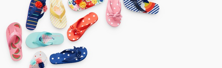 new flip flops they're comfier than ever shop now