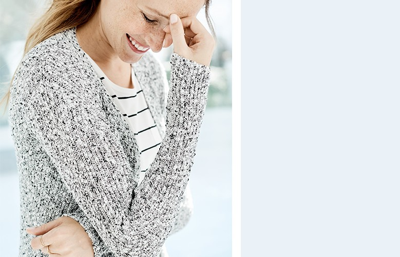 shop our women's sweater look