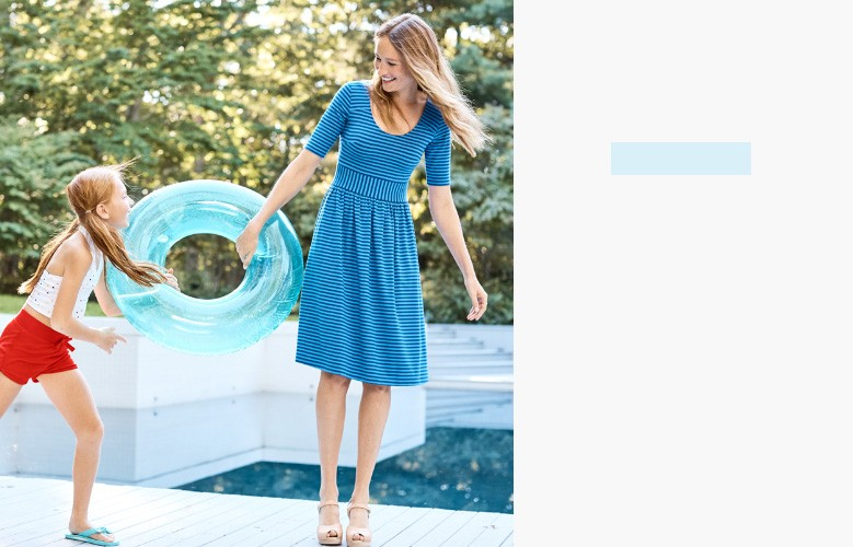save 20% on women's dresses, shop now