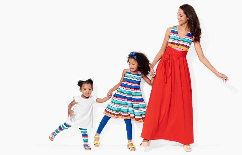 shop matching family styles for women