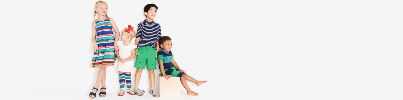 stripes to share; crafted for softness and inspired by a love for family