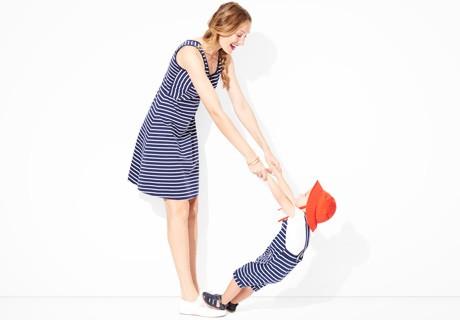 summer-soft stripes