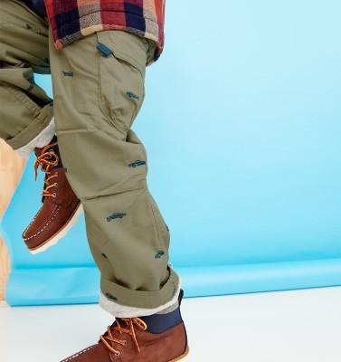 2 layer cargos shop pants