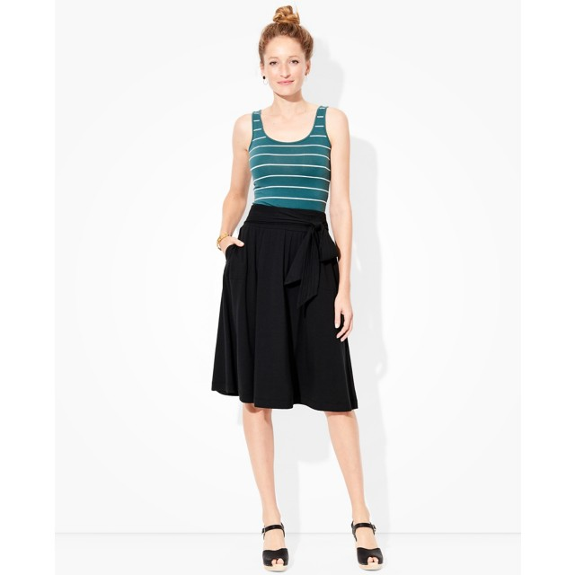 Women's Tie Front Skirt by Hanna Andersson