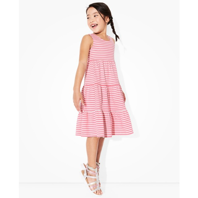 Girls Twirl Power Racerback Dress by Hanna Andersson