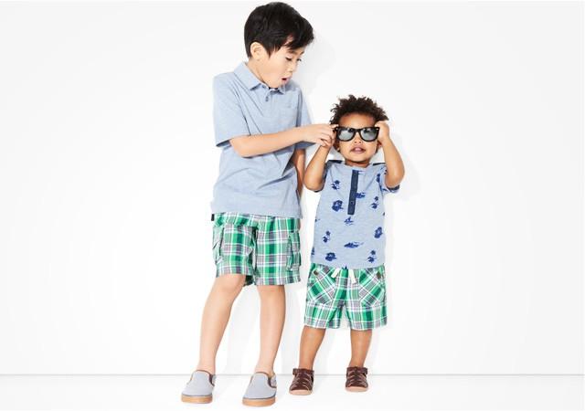 cargos & plaids; easy ways to dress up + down