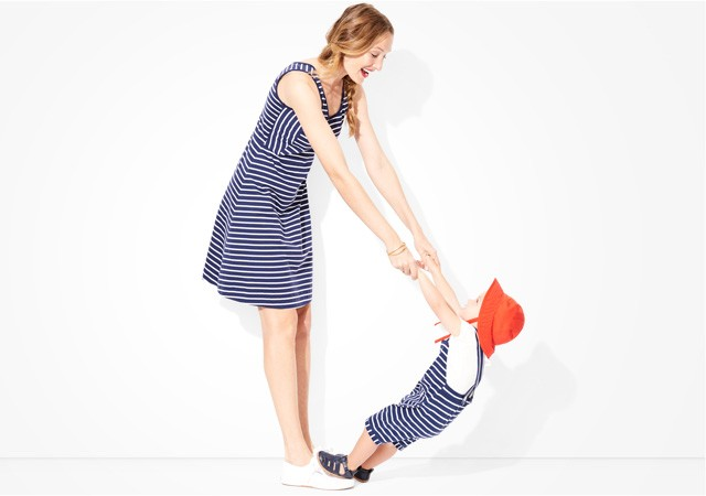 summer-soft  stripes; classic faves in extra-smooth combed cotton