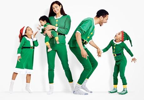 Matching Family Christmas Pajamas - Hanna Andersson ...